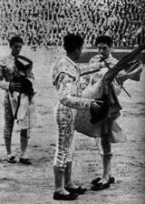 Matador de Toiros Paco Camino tomou alternativa há 51 anos