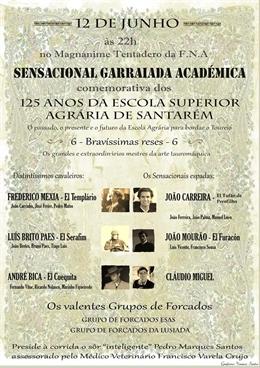 Garraiada Académica da ESA de Santarém