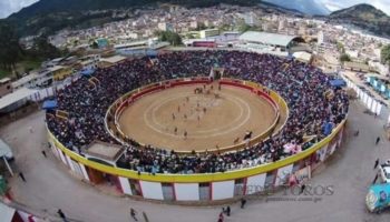 Nuno Casquinha anunciado para a feira de  San Juan Bautista Cutervo - 2017.