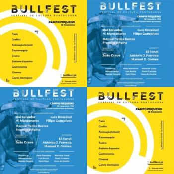 Campo Pequeno recebe o Bullfest