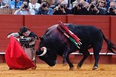 José Garrido triunfa na segunda em Sevilha