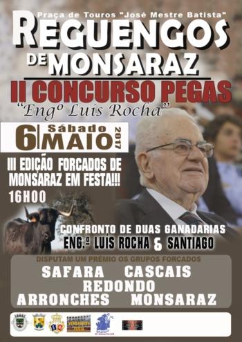 II Concurso de Pegas - Engº Luís Rocha