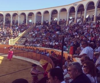 Triunfo de Luís Rouxinol, na corrida de Celebração dos seus 30 anos de Alternativa