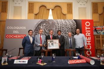 O Club Cocherito de Bilbao geminou-se com a Tertúlia Tauromáquica Terceirense