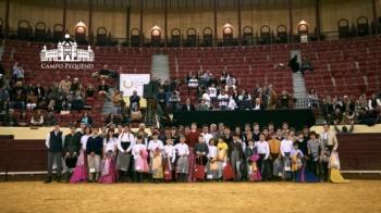 Grande jornada de promoção taurina no sábado 28 de Abril, no Campo Pequeno