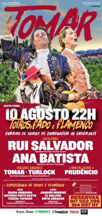 Corrida Homenagem Emigrante em Tomar - 10 Agosto 2018