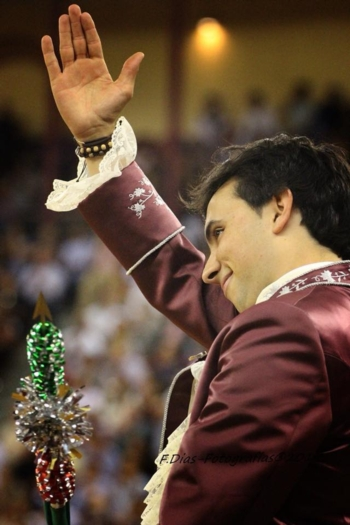Rouxinol Jr. vence troféu das Tertúlias do Montijo, em tarde de bom toureio