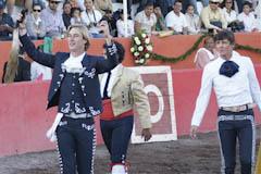 Rui Fernandes triunfou no México vestido de Charro