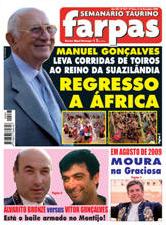 Jornal Farpas - Nº 467 - 30 de Dezembro 2008