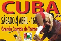 Toiros dia 4 de Abril em Cuba