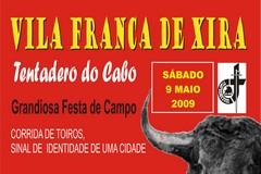Festa Campestre no Tentadero do Cabo dia 9 de Maio