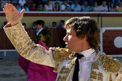 Nuno Miguel Casquinha na importante feira de novilhadas de Moraleja