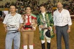 João Telles Jr. e Amadores de Coruche triunfam na sua terra