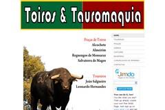 Toiros & Taromaquia apresenta o seu site