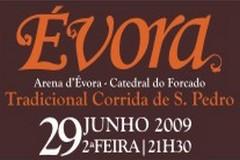 Hoje - Tradicional Corrida de S. Pedro em Évora