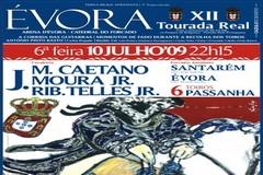 Confronto entre dinastias na XII Corrida Real de Évora