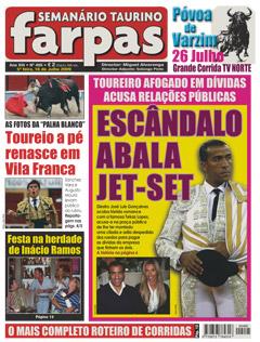 Farpas - edição 495 - 16 de Julho 2009
