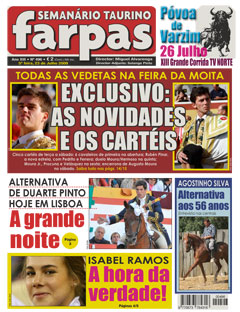 Farpas - edição 496 - 5ª feira, 23 de Julho 2009