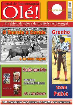 Jornal Olé! Nº 175 - Nas Bancas!