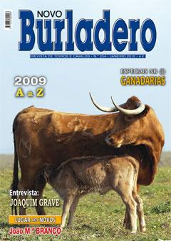 Revista Novo Burladero - N.º 254 - Janeiro de 2010