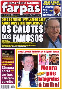 Farpas Edição 521 - 5ª feira, 14 de Janeiro 2009