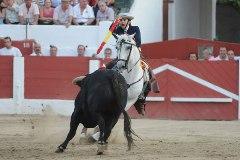 Diego Ventura, corta três orelhas em Madrid