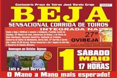 Toiros espanhóis resfriaram Tarde de Beja