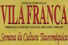 Cernelhas e Recortadores na Semana Tauromaquica em Vila Franca