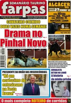 Jornal Farpas - Quinta Feira nas Bancas!