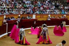 Fotos da Corrida de Domingo em Badajoz