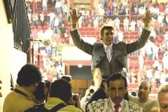 Porta grande para Pablo Hermozo de Mendoza