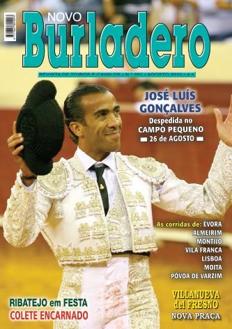 Revista Novo Burladero já nas Bancas!