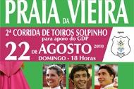 2ª Corrida de Toiros Solpinho para apoio da GDP na Praia da Vieira