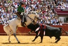 Triunfo de Diego Ventura em Huelva
