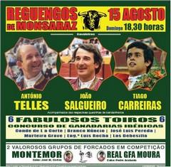 Concurso de Ganadarias Luso Espanhol em Reguengos