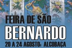 Feira de São Bernardo em Alcobaça apartir de amanhã