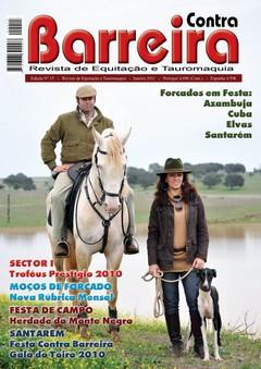 Revista Contra Barreira de Janeiro nas bancas!