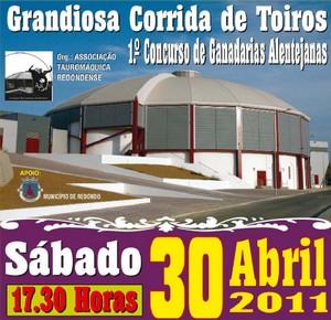 Corrida da TV dia 5 de Agosto no Coliseu de Redondo