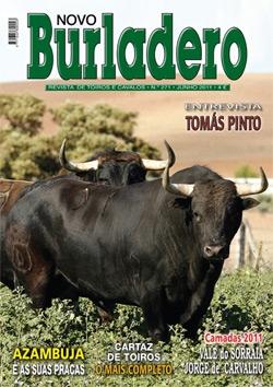Novo Burladero de Junho já está à venda