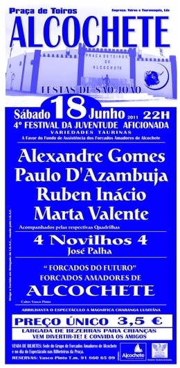 Directo de Alcochete a partir das 22h no taurodromo.com