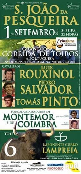 Região do Douro recebe mais uma Corrida de Toiros