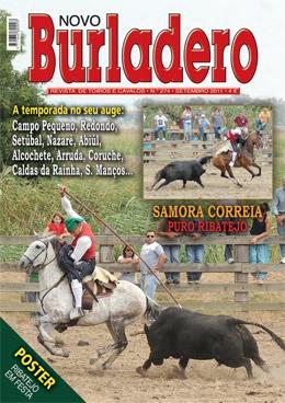 NOVO BURLADERO N.º 274 JÁ ESTÁ Á VENDA, COM OFERTA DE POSTER