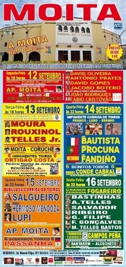 A uma semana do duelo Franco-Luso-Espanhol da Feira da Moita