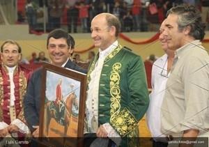 António Telles vence Troféu João Núncio em Évora