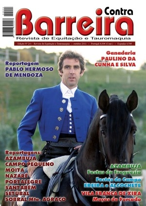 Revista CONTRA BARREIRA já nas bancas!