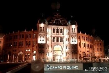 Campo Pequeno inicia a programação taurina de 2012 em Fevereiro
