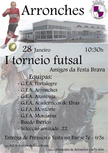 I Torneio de Futsal