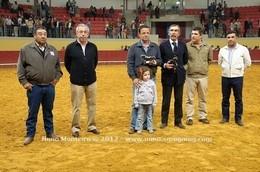 Ganadarias de S. Torcato e Passanha vencem Troféus em Évora
