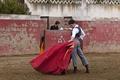 Pedrito de Portugal tentou na ganadaria Ascensão Vaz
