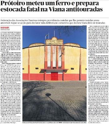 PRÓTOIRO e a Corrida de Viana do Castelo, em Destaque na Imprensa Nacional